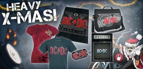 Avvento EMP 2012 – Vincitore AC/DC Pack