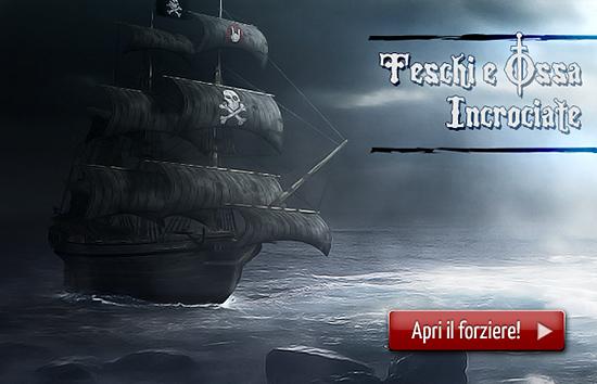 Teschi e ossa incrociate, il richiamo alla pirateria