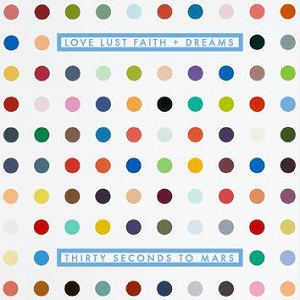 "Esclusiva: 30 Seconds To Mars ""Love lust faith + dreams"""