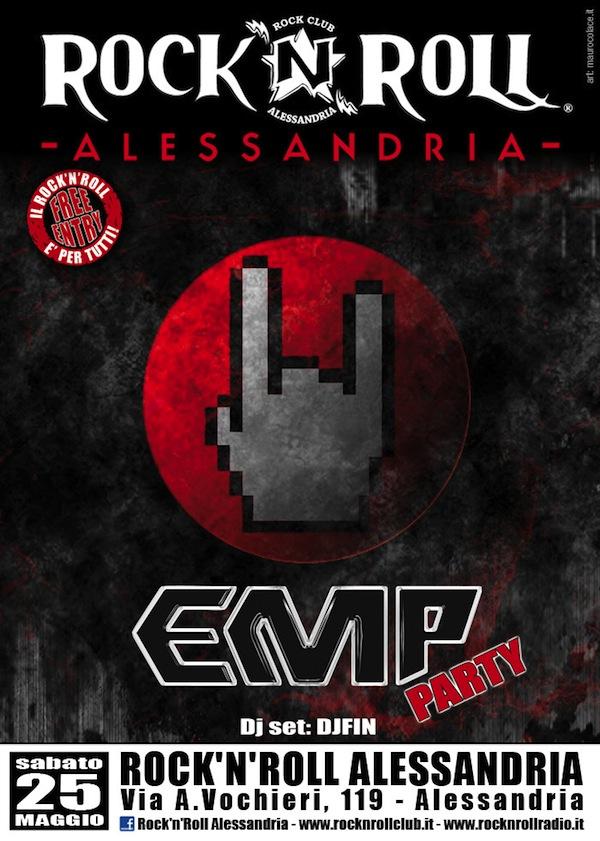 RNR Alessandria: EMP Party