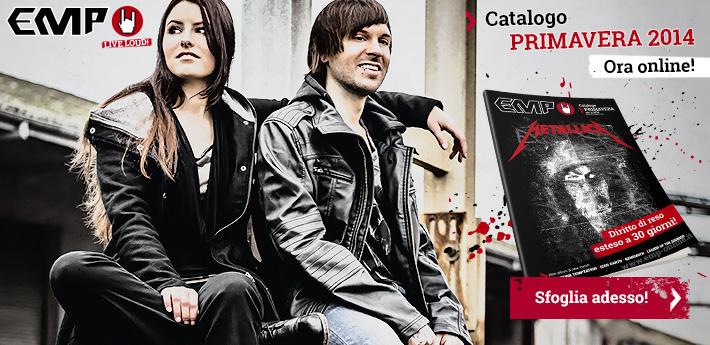 Catalogo EMP – Primavera 2014