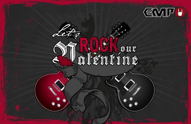 Let's Rock Our Valentine