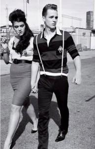 Tutti pazzi per il Rockabilly! - 1950S Mens Hairstyles