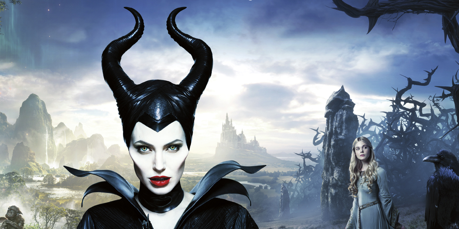 Get the look: Maleficent