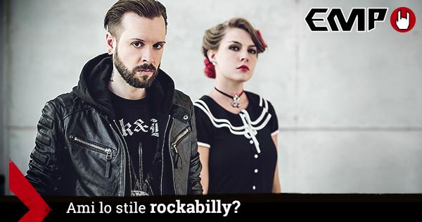 Ami lo stile Rockabilly? Indossalo da capo a piedi!