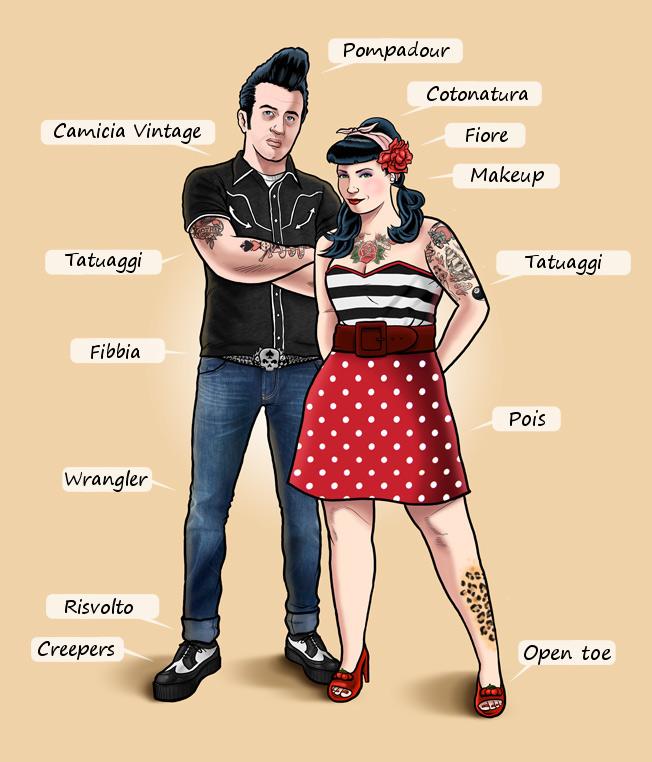 Conosciuto Ami lo stile Rockabilly? Indossalo da capo a piedi! - EMP Blog GG96
