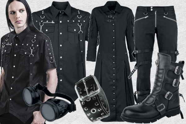 Favorito Ami lo stile Gothic? Lasciati avvolgere dal fascino del nero - EMP  GS93