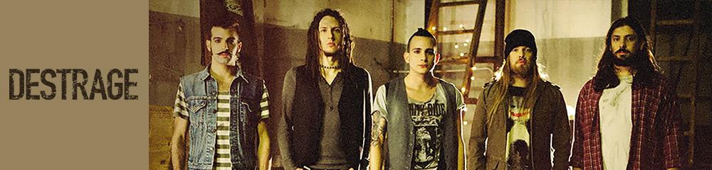 "Destrage: ""No Kidding!"" – Intervista alla band"