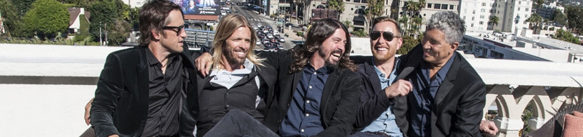 Foo Fighters: la top 7 dell'ufficio EMP