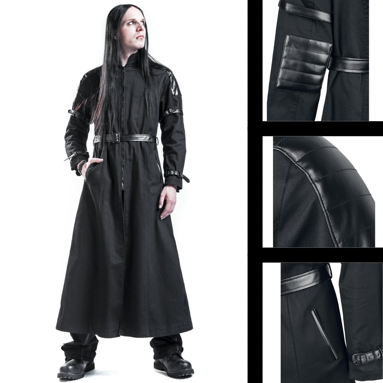 Cappotto goth