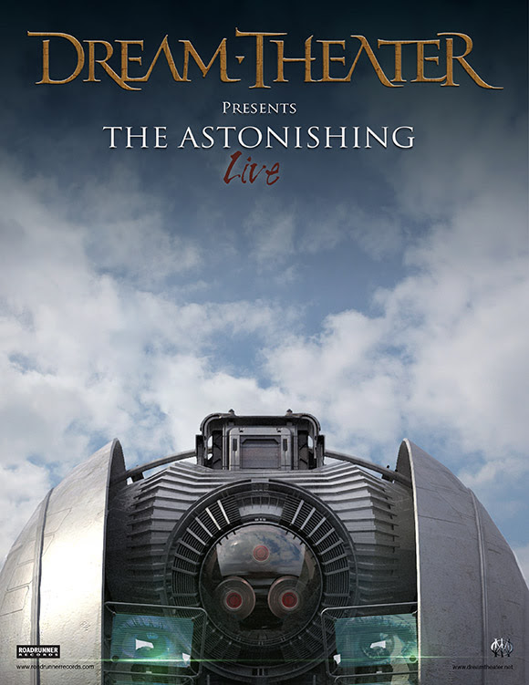 Dream Theater The Astonishing Live