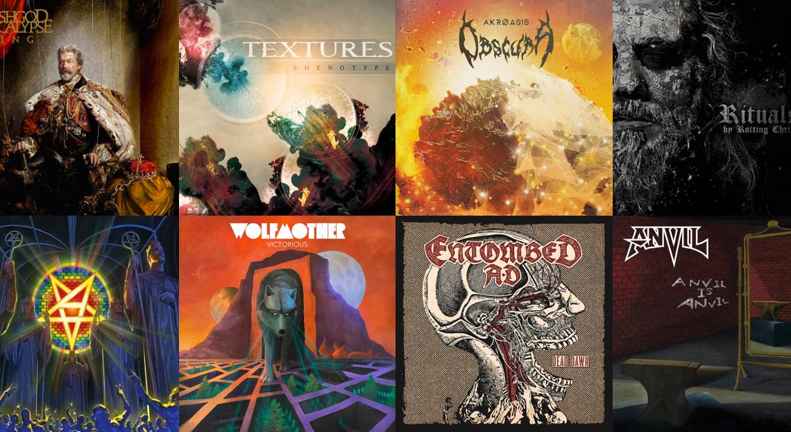 I 10 metal album imperdibili in uscita a febbraio