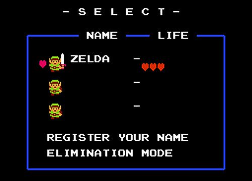 the legend of zelda secret quest
