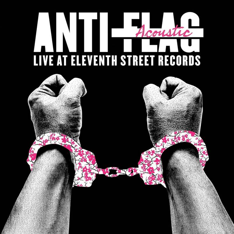 ANTI-FLAG Live Acoustic At 11th Street Records