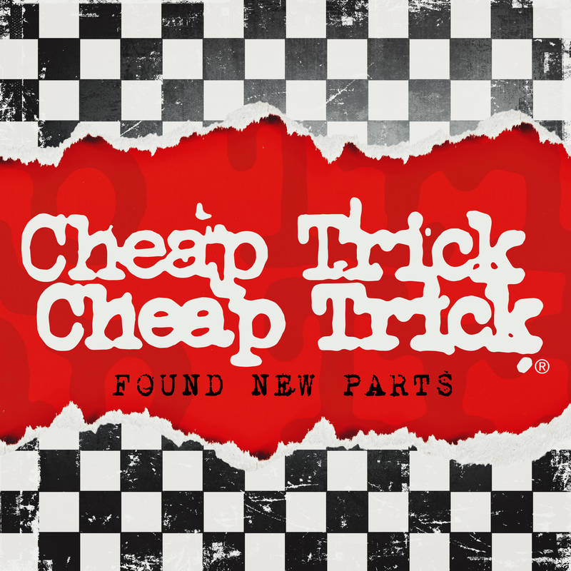 Cheap Trick - Found New parts