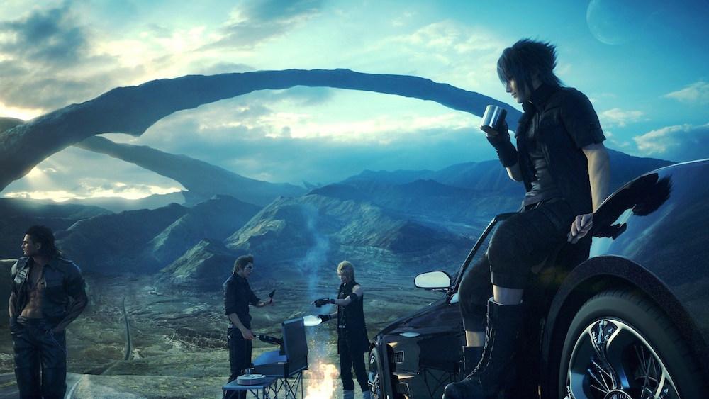 Final Fantasy XV: data d'uscita, un film dedicato e nuovi trailer online