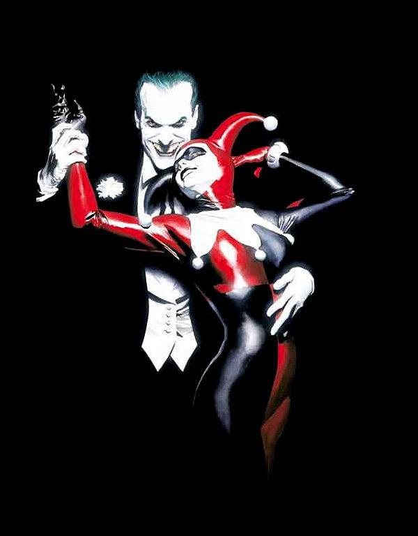Harley Quinn Mad Love