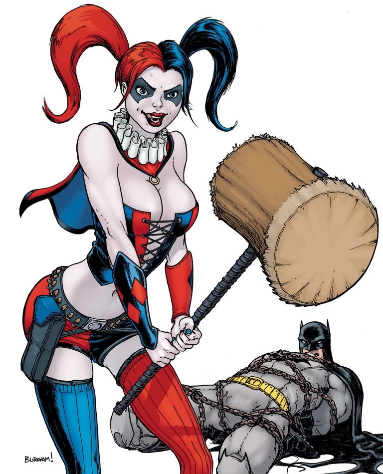 Harley Quinn Nuovi 52