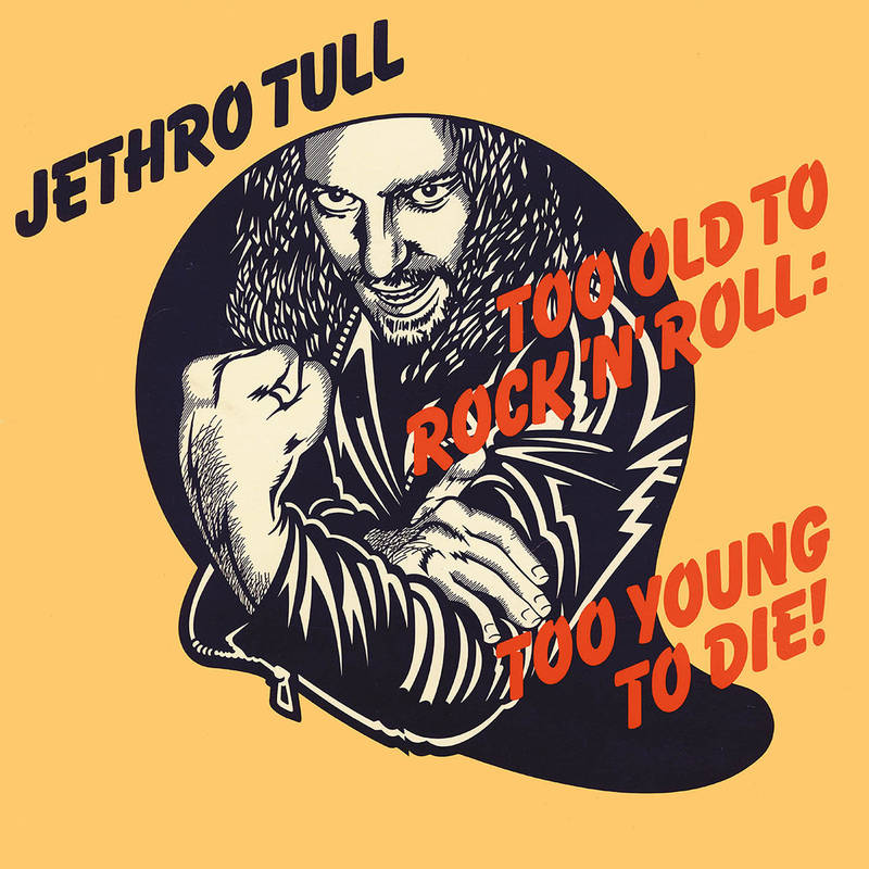 Jethro Tull To Old