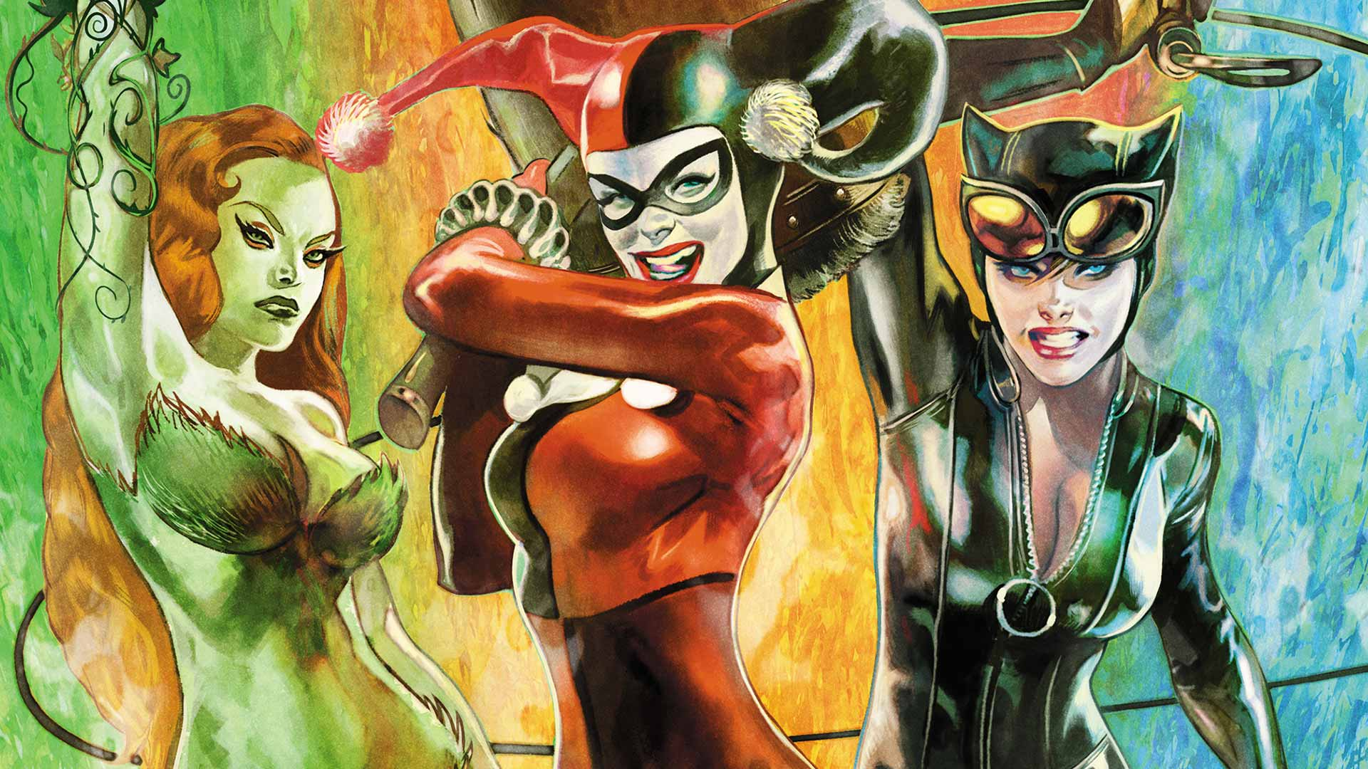 Le sirene di Gotham