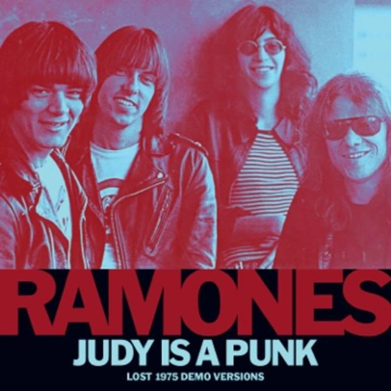 Ramones Judy is a punk