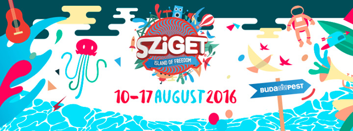I Ministri al Sziget Festival 2016!