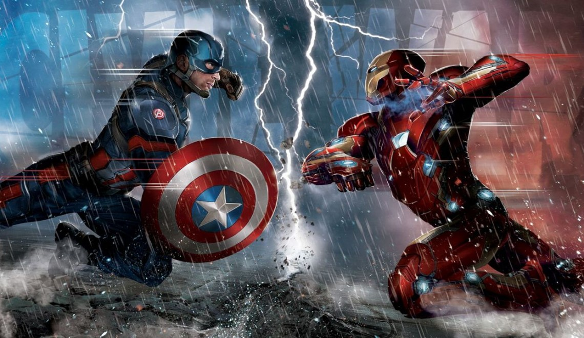 Captain America: Civil War – Side 1, Team Cap