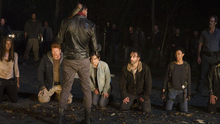 The Walking Dead Finale Sesta Stagione