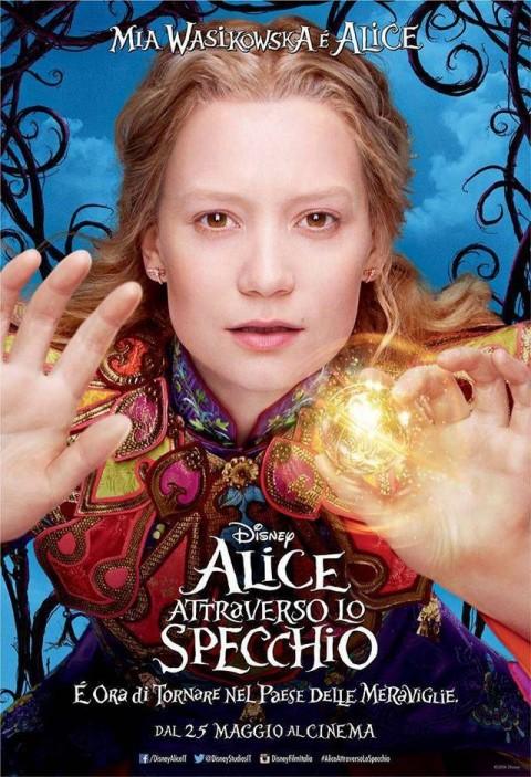Alice attraverso lo specchio 5 cose da sapere emp blog - Alice attraverso lo specchio film senza limiti ...