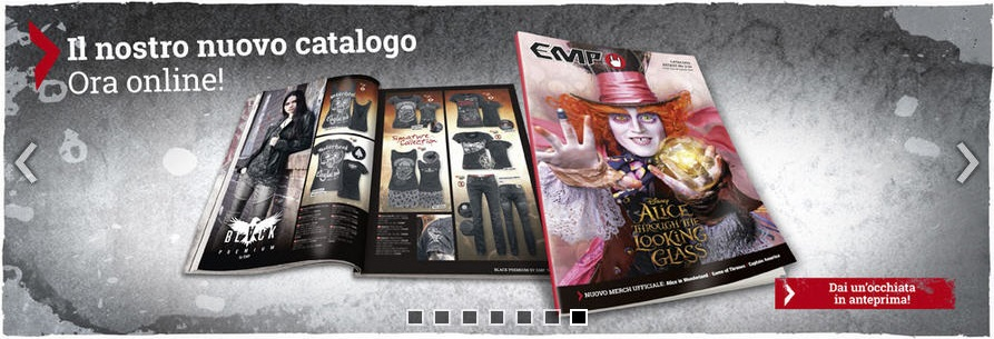 Catalogo EMP – Estate 2016