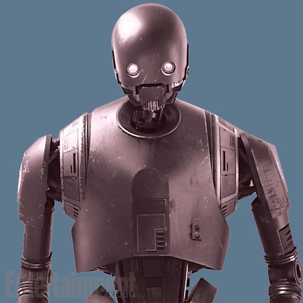 06 K-2SO (Alan Tudyk) Star Wars Rogue