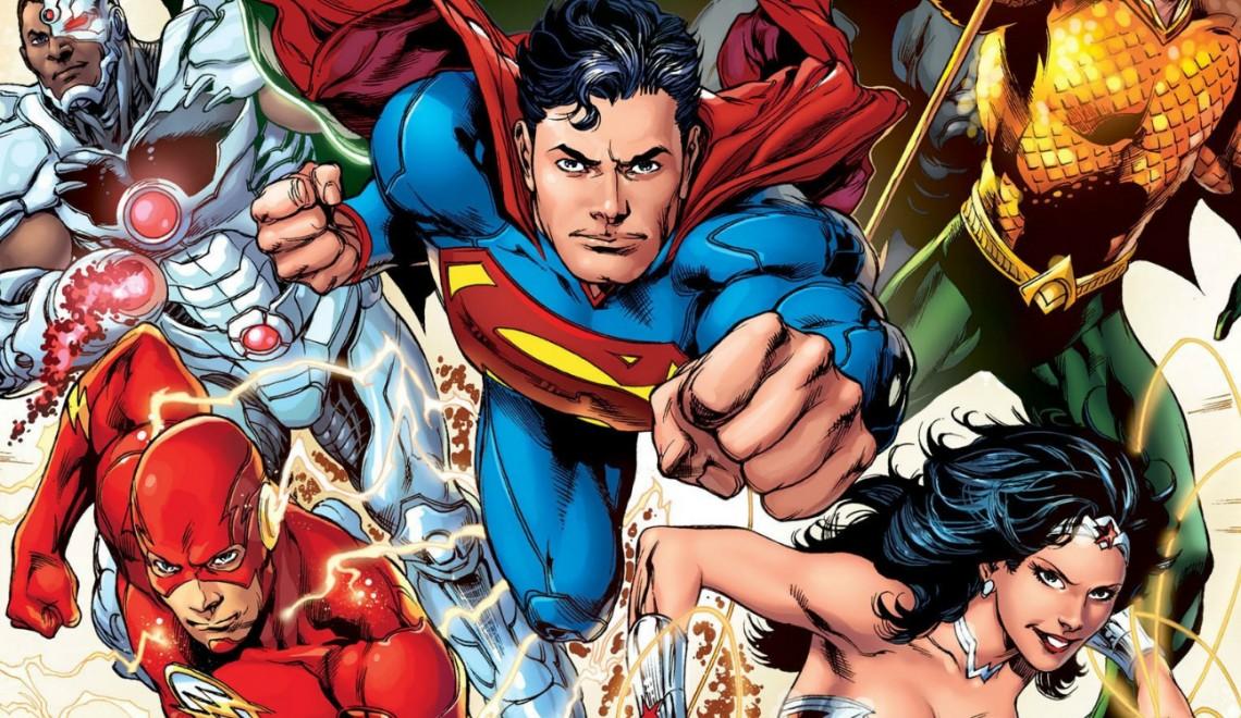 Justice League: svelata la sinossi del film e il nuovo logo