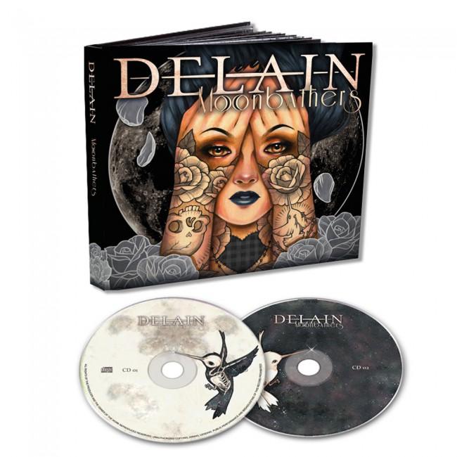 Delain Moonbathers Mediabook