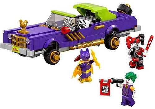 Lego Joker Notorious Lowrider