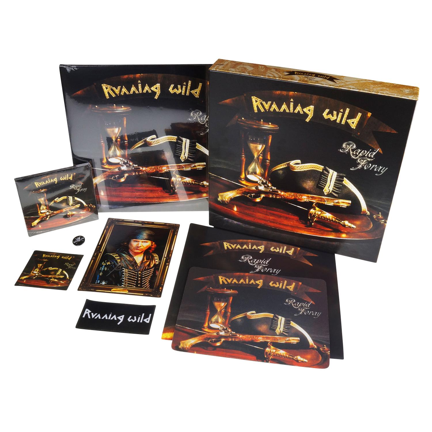 Running Wild - Rapid Foray Boxset