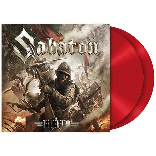 Sabaton - The Last Stand 2 LP