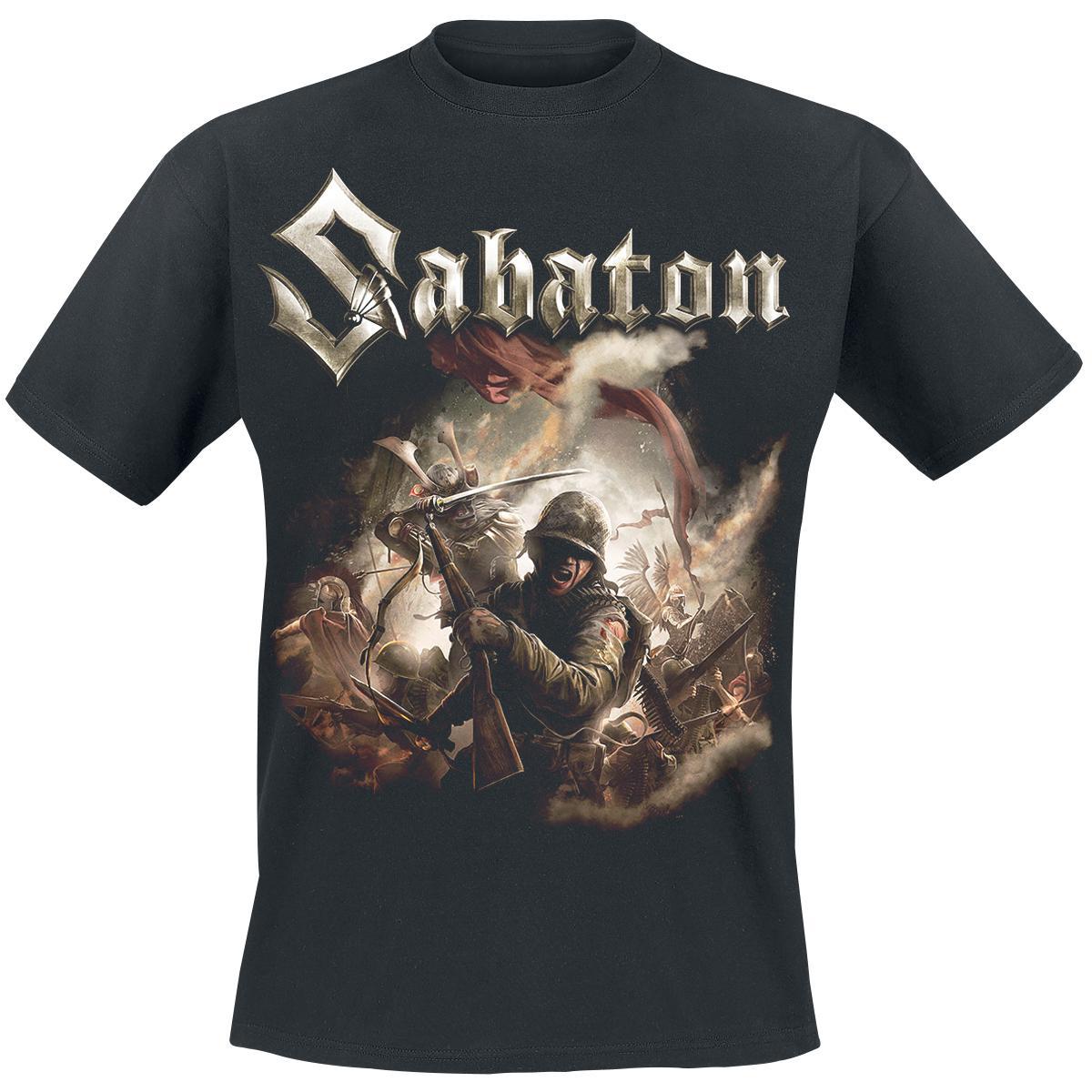 Sabaton - Tshirt