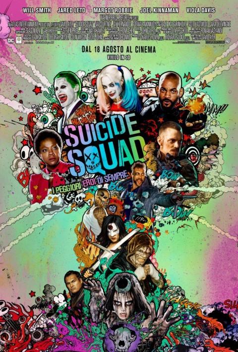 Suicide-Squad-Locandina