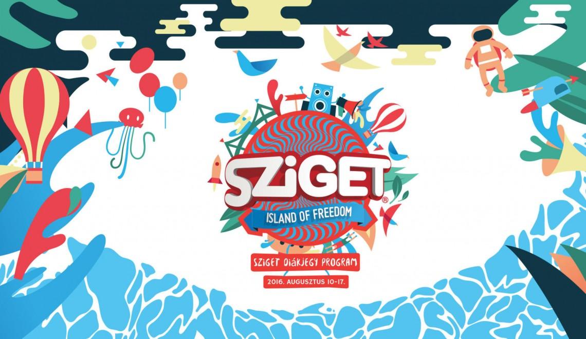 Sziget Festival 2016: al via domani la 24esima edizione!