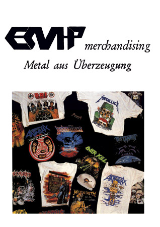 cover catalogo EMP 1988