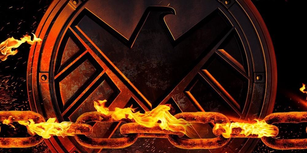 Agents Of S.H.I.E.L.D., quarta stagione: ecco Ghost Rider in un nuovo poster