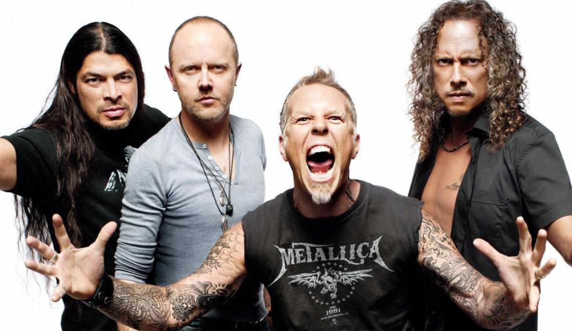 Metallica: i 10 video più visti su YouTube