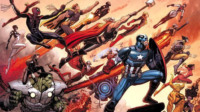 Avengers: Infinity War – Al via le riprese del film Marvel