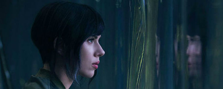Ghost in the Shell: lo spot del Super Bowl