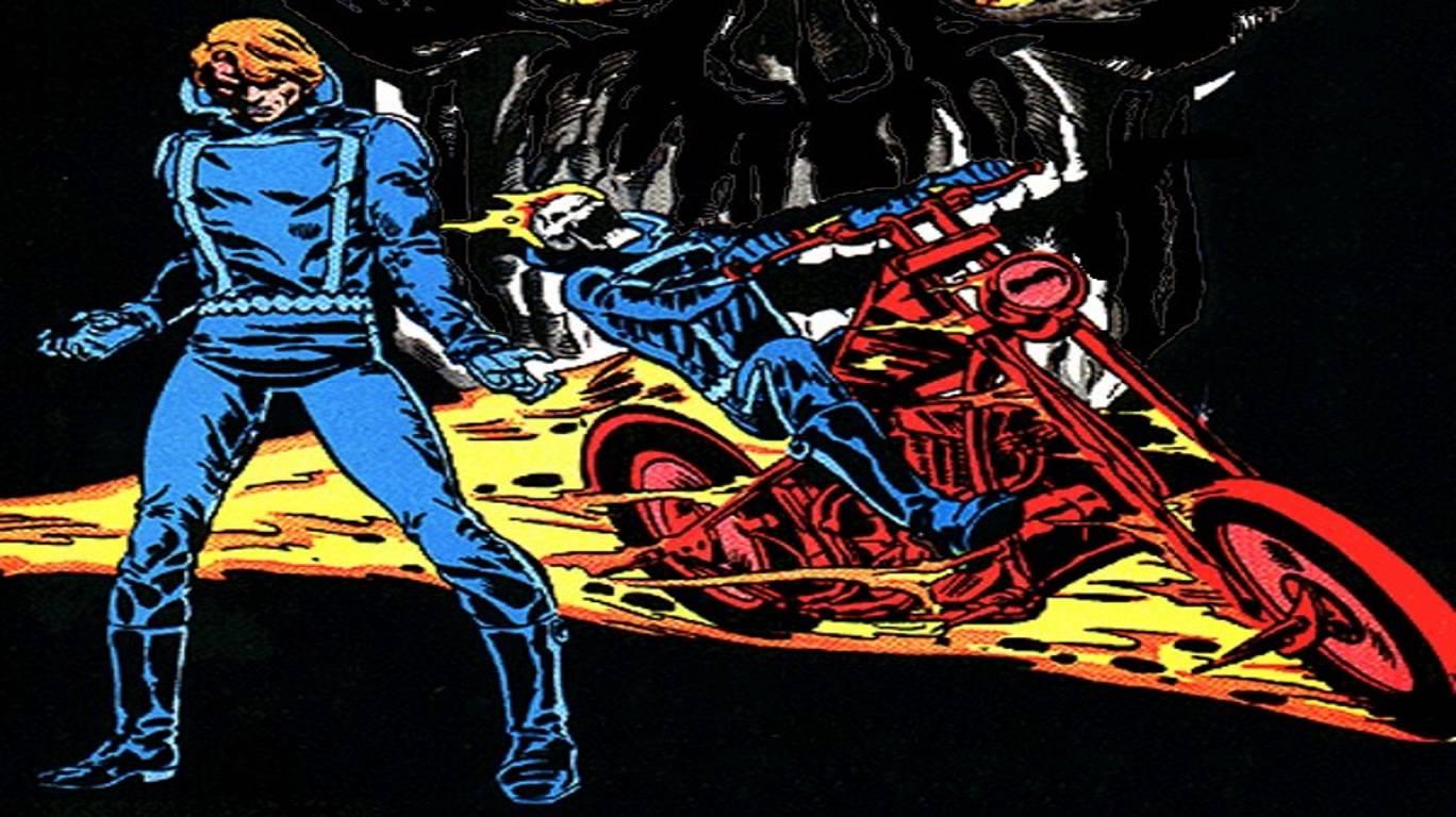 ghost rider johnny blaze