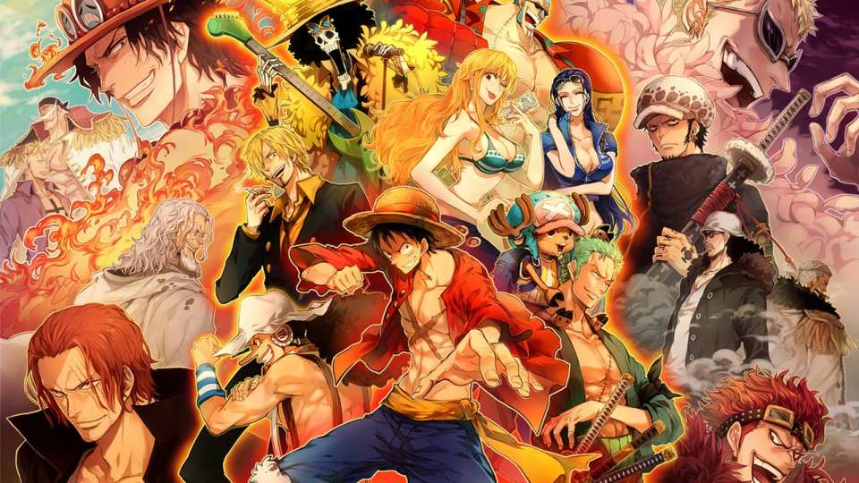 One Piece Gold: il trailer italiano del film!