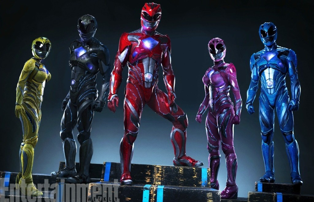 Power Rangers: il trailer italiano del nuovo film!