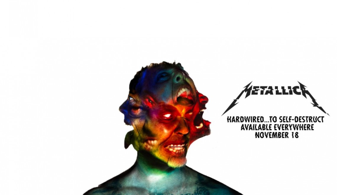 """Metallica: cinque motivi per non farsi scappare il nuovo album """"Hardwired… To Self Destruct"""""""