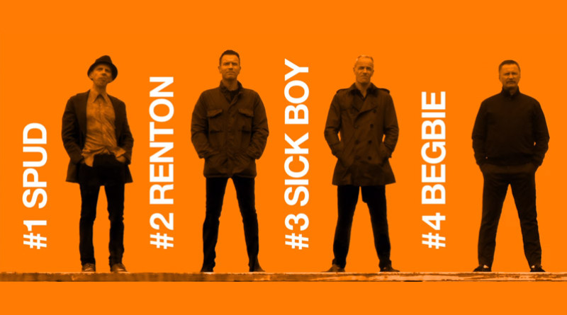 T2: guarda il primo trailer del secondo capitolo di Trainspotting