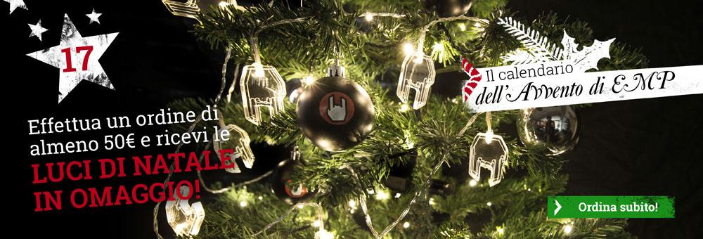 Top 10 Xmas EMP: i regali di Alessio